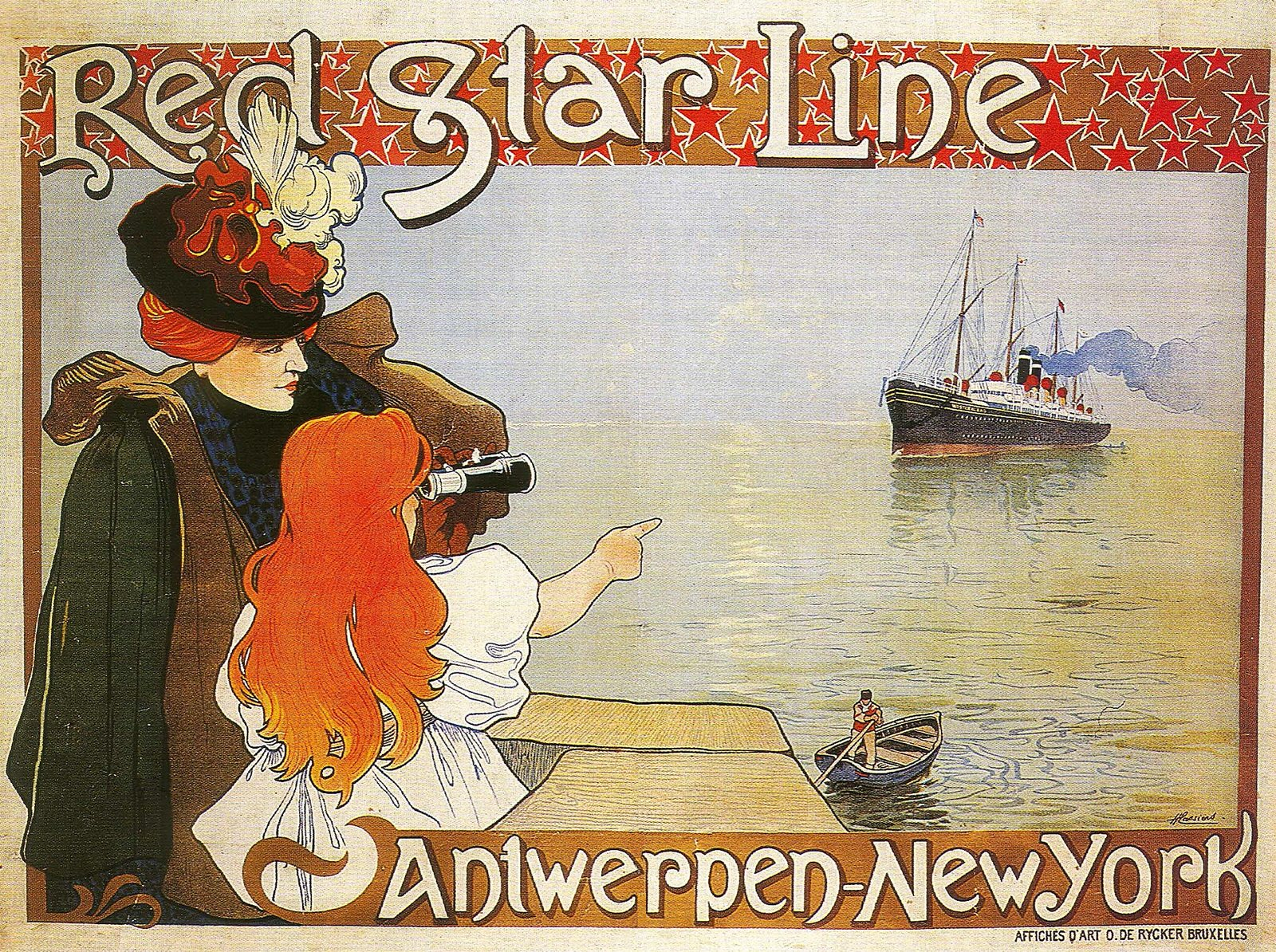 In search of the Red Star Line