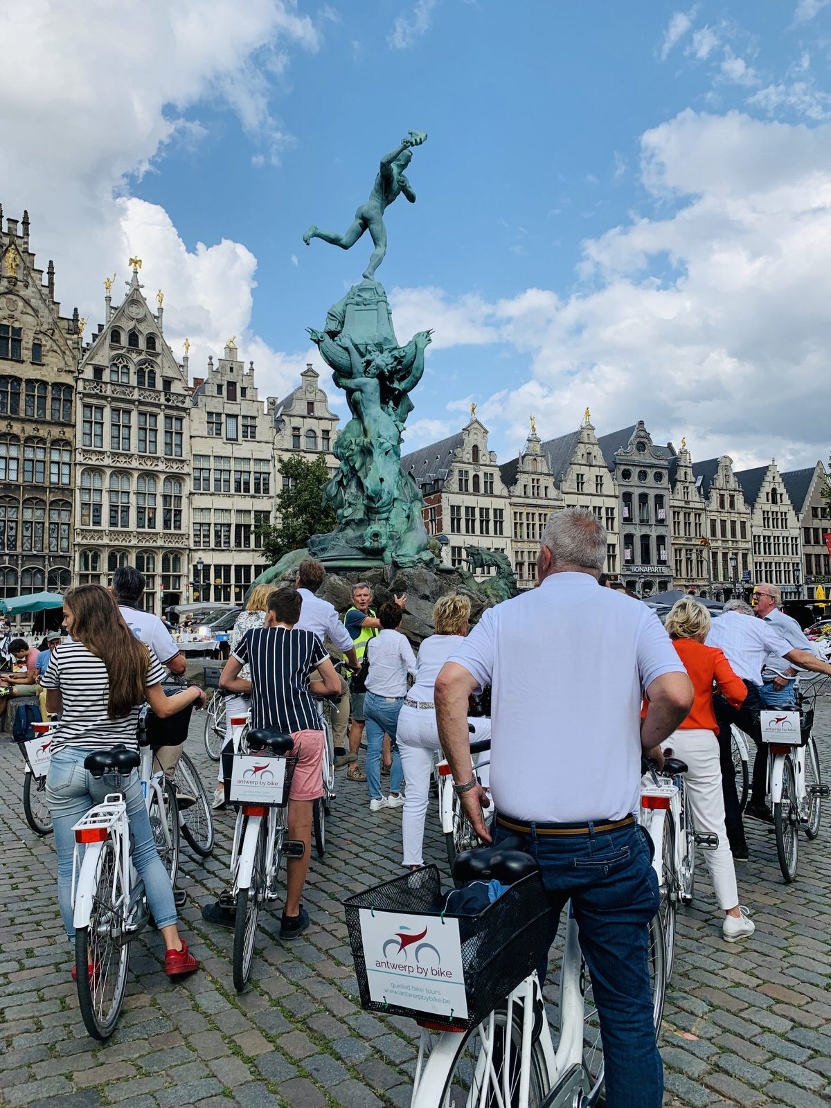 Bike tour: Antwerp classics