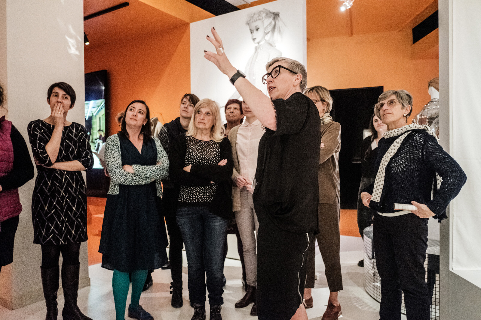 Collection presentation: Fashion from the MoMu collection – adults
